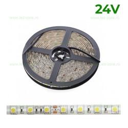 Banda LED 5050 60 SMD/ML Silicon 24V