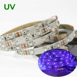 Banda LED 2835 60 SMD/ML Interior UV