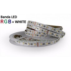Banda LED 5050 60 SMD/ML RGBW Interior