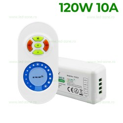 Variator Banda LED 120W RF Telecomanda Touch