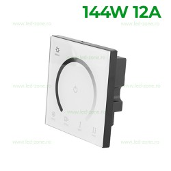 Variator Banda LED 144W 12V Perete 5 Functii