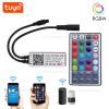 Controller Banda LED RGBW 16A 192W WI-FI Telecomanda