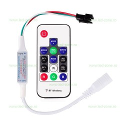 Controller Banda LED RGB Digitala 12V