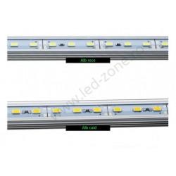 Profil Aluminiu Banda LED 72xSMD5730 Inclusa U