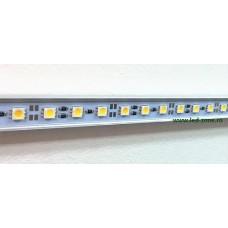 Profil Aluminiu Banda LED 60xSMD5050 Inclusa U