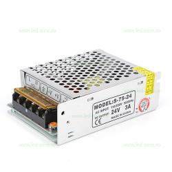 Sursa Alimentare Banda LED 24V 72W Carcasa Metal
