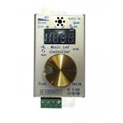 Controller Muzical Banda LED Digitala