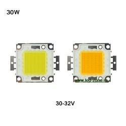 CHIP LED COB 30W