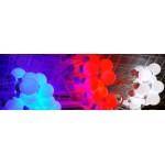 Instalatie LED Ghirlanda 20 Globuri Mari Diverse Culori