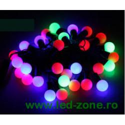 Instalatie LED Ghirlanda 40 Ornamente LZ8008