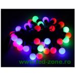 Instalatie LED Ghirlanda Ciresica 40 Leduri Multicolor