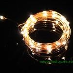 Instalatie LED Fir Continuu 50m Diverse Culori