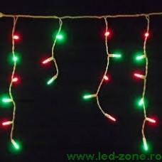Instalatie LED Perdea Turturi 4x0.6m 132L Fir Alb