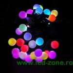 Instalatie LED Ghirlanda Ciresica 28 Leduri Multicolor