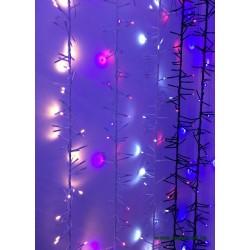 Instalatie Pom Craciun 300 LED-uri Beteala
