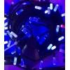 Instalatie Pom Craciun 80 LED-uri Fibra Optica