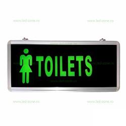 Indicator LED Toaleta Femei 1 Fata