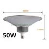 Lampa LED Iluminat Industrial 50W E27
