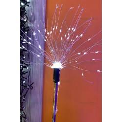 Instalatie LED Artificii cu Telecomanda Alimentare Baterii sau USB