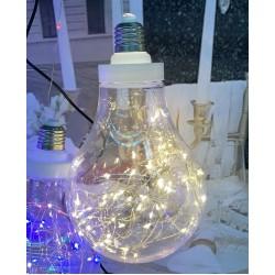 Instalatie LED Tip Bec Diametru 130mm