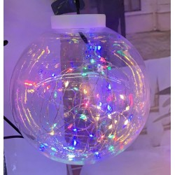 Instalatie LED Tip Glob Diametru 150mm