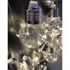 Instalatie LED Ghirlanda 10 Becuri G45 Clar Diverse Culori