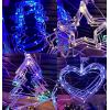 Instalatie LED Ghirlanda 80 Mini LED-uri Inima
