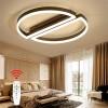 Lustra LED 100W 3 Functii Dimabila cu Telecomanda LZ5199-500