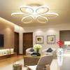 Lustra LED 120W 3 Functii Dimabila cu Telecomanda LZ2104