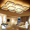 Lustra LED 192W 3 Functii Dimabila cu Telecomanda LZ6604-62