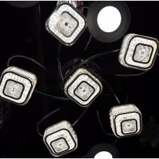 Lustra LED 6 Brate 2 Functii Telecomanda