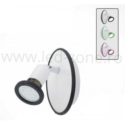 aplica led camera copii 1 spot lz94171 led zone magazin online. Black Bedroom Furniture Sets. Home Design Ideas