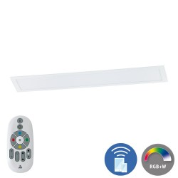 Panou LED 34W 120x30cm Alb RGBW Dimabil Premium