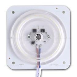 Kit LED Plafoniera 18W Magnet