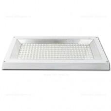 Plafoniera LED 15W Dreptunghiulara Dispersor Clar