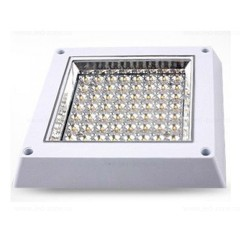 Plafoniera LED 16W Patrata Dispersor Clar