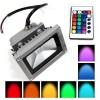 Proiector LED 10W 220V RGB Telecomanda