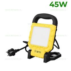 Proiector LED 45W 220V cu Suport Pliabil