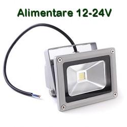 Proiector LED 10W Alimentare 12V-24V