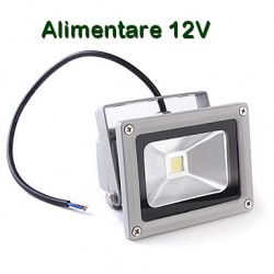 Proiector LED 10W Alimentare 12V
