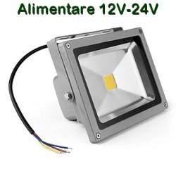 Proiector LED 20W Alimentare 12V-24V