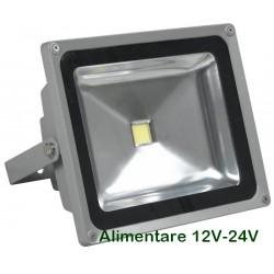 Proiector LED 30W Alimentare 12V-24V