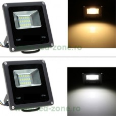 Proiector LED 10W Slim SMD 5730