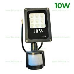 Proiector LED 10W 220V Senzor LZ8627