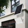 Proiector LED 50W cu Panou Solar Senzor Zi-Noapte si Telecomanda