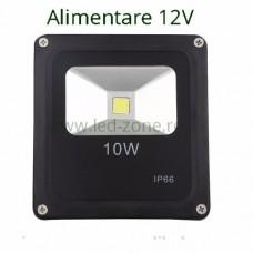 Proiector LED 10W 12V Slim
