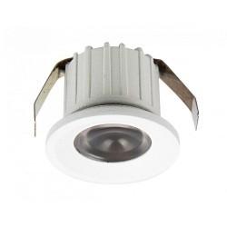 Spot LED 3W COB Rotund Alb