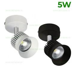 Spot LED Aplicat 5W COB Diverse Culori