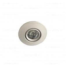 Spot LED 3W Mini Rotund Mobil Alb