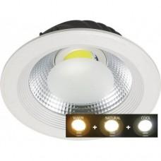 Spot LED 30W COB 220V 3 Functii
